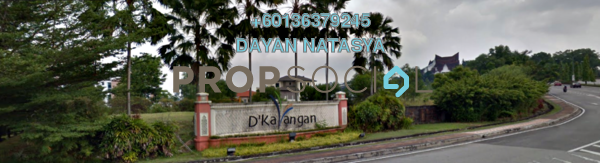 Land For Sale in D'Kayangan, Shah Alam Freehold Unfurnished 0R/0B 1.15m
