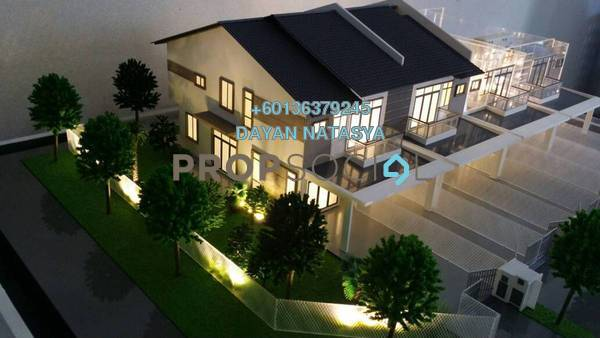 Townhouse For Sale in Alam Mewah, Shah Alam Freehold Unfurnished 3R/2B 401k