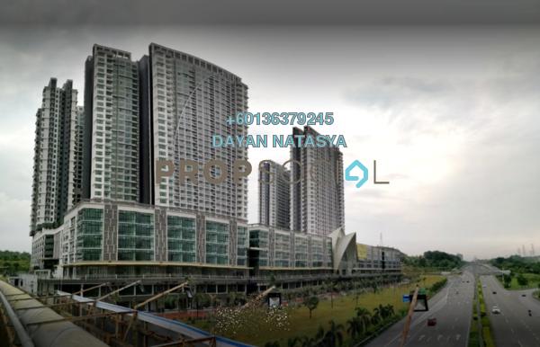 Condominium For Rent in Conezión, IOI Resort City Freehold Semi Furnished 3R/2B 2.2k