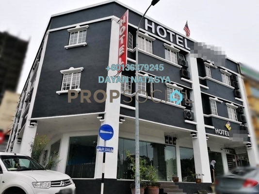 Shop For Sale in Bukit Rasah, Seremban Freehold Fully Furnished 35R/35B 3.8m