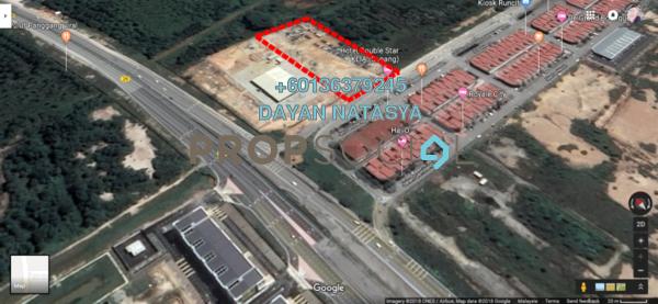 Land For Rent in Kota Warisan, Sepang Freehold Unfurnished 0R/0B 34.8k