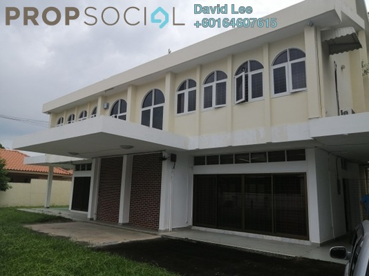 Bungalow For Rent in Jalan Skipton, Georgetown Freehold Semi Furnished 7R/6B 6k