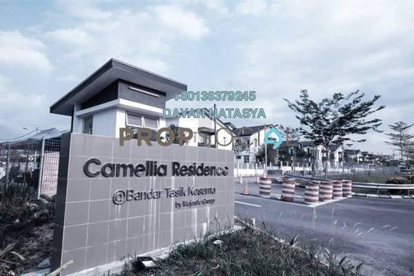 Terrace For Rent in Camellia Residences, Bandar Sungai Long Freehold Semi Furnished 4R/3B 1k
