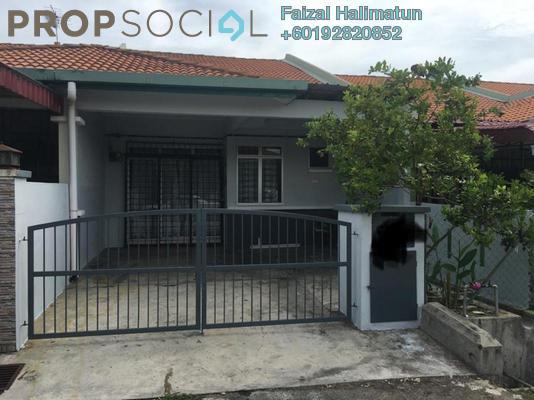 Terrace For Sale in Desa Salak Pekerti, Bandar Baru Salak Tinggi Freehold Unfurnished 4R/2B 365k