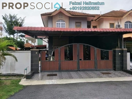Terrace For Sale in Taman Malawati Jaya, Kuala Selangor Freehold Fully Furnished 4R/3B 455k