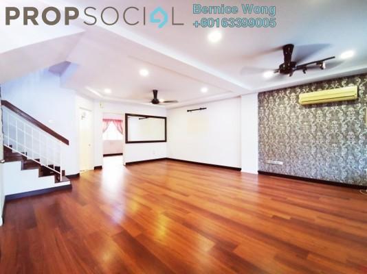 Terrace For Sale in Seksyen 5, Bangi Freehold Semi Furnished 4R/3B 835k