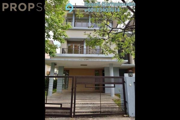 Semi-Detached For Sale in Changkat Kiara Surya, Dutamas Freehold Unfurnished 5R/4B 2.7m