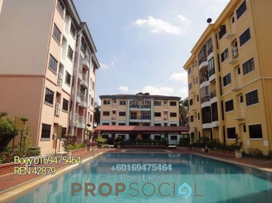 Condominium For Rent in The Rayaria Condominium, Ipoh Freehold Fully Furnished 3R/2B 1.3k
