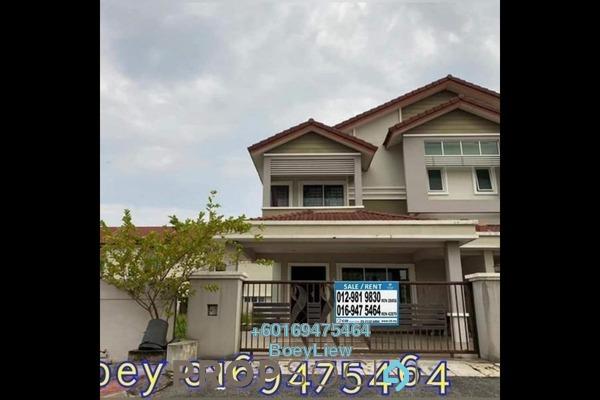 Semi-Detached For Sale in Bandar Seri Botani, Ipoh Freehold Unfurnished 4R/3B 648k