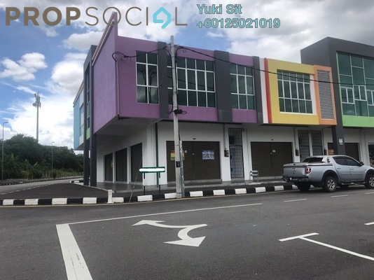 Shop For Rent in Panorama Lapangan Perdana, Ipoh Freehold Unfurnished 0R/4B 3.5k