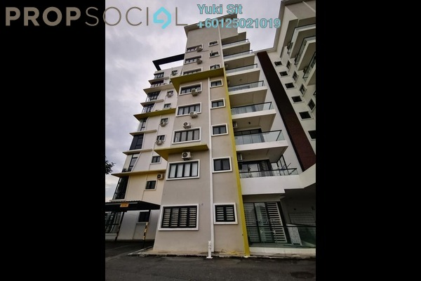 Condominium For Rent in Treetops Residency, Ipoh Freehold Fully Furnished 3R/2B 1.4k
