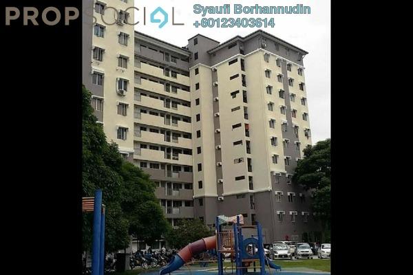 Apartment For Sale in Putra Harmoni, Putrajaya Freehold Unfurnished 3R/2B 265k