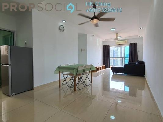 Condominium For Rent in Kuchai Avenue, Kuchai Lama Freehold Fully Furnished 3R/2B 1.8k