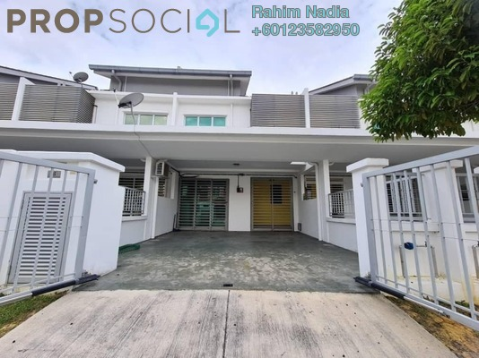 Terrace For Sale in Greenwoods @ Salak Perdana, Sepang Freehold Semi Furnished 4R/4B 560k
