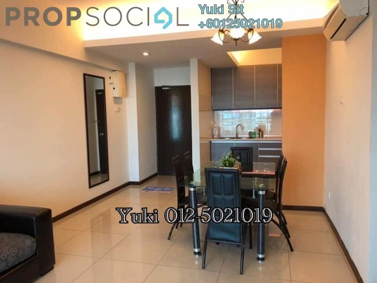 Condominium For Rent in Kinta Riverfront, Ipoh Freehold Fully Furnished 2R/2B 1.6k