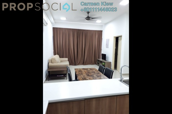 Serviced Residence For Rent in Palazio, Tebrau Freehold Fully Furnished 3R/2B 1.2k