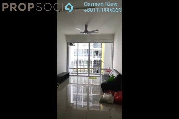 Serviced Residence For Rent in Greenfield Regency, Skudai Freehold Fully Furnished 3R/2B 1.1k