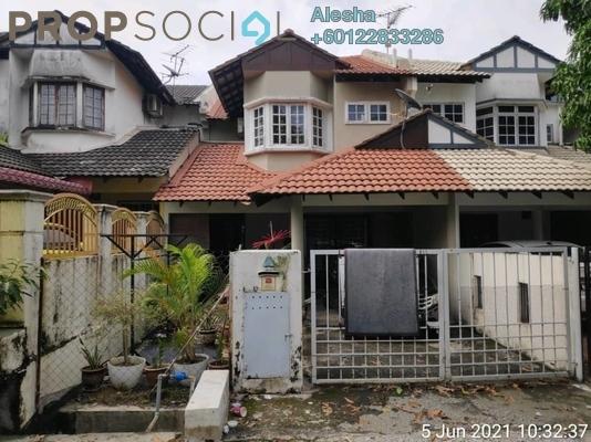 Terrace For Sale in Saujana Impian, Kajang Freehold Unfurnished 4R/3B 420k
