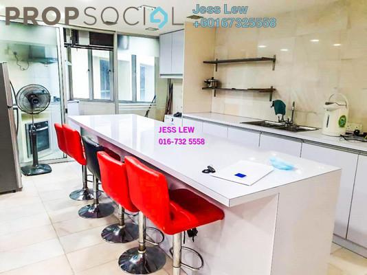 Condominium For Rent in Vista Damai, KLCC Freehold Fully Furnished 3R/3B 4.2k