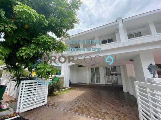Terrace For Sale in Ariza, Seri Tanjung Pinang Freehold Semi Furnished 6R/6B 1.85m
