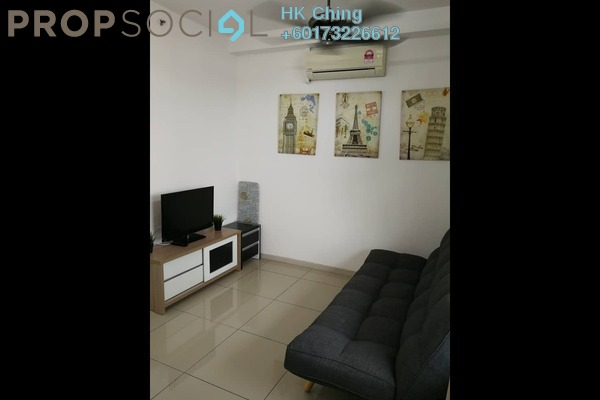 Condominium For Rent in Centrestage, Petaling Jaya Freehold Fully Furnished 1R/1B 1.2k