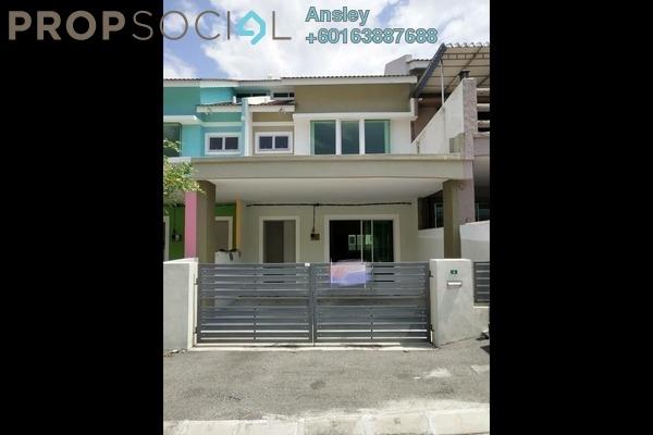 Terrace For Sale in Bandar Lahat Baru, Ipoh Leasehold Unfurnished 4R/3B 320k