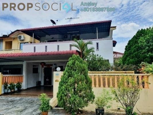 Superlink For Sale in Taman Kledang Suria, Menglembu Leasehold Fully Furnished 4R/2B 430k