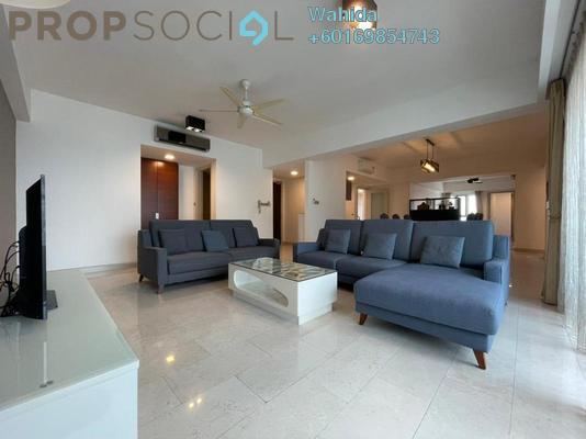 Condominium For Rent in Tiffani Kiara, Mont Kiara Freehold Fully Furnished 0R/4B 5.3k