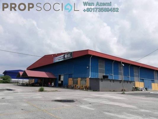 Factory For Rent in Kawasan Perindustrian Gong Badak, Kuala Terengganu Freehold Semi Furnished 0R/0B 65k