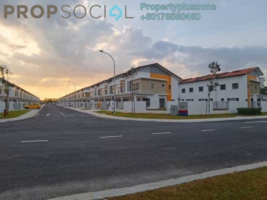 Terrace For Rent in Setia Damai, Setia Alam Freehold Unfurnished 3R/3B 1.5k