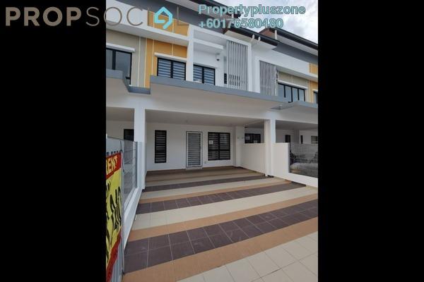 Terrace For Rent in Carisa @ Setia Permai, Setia Alam Freehold Semi Furnished 3R/3B 1.5k