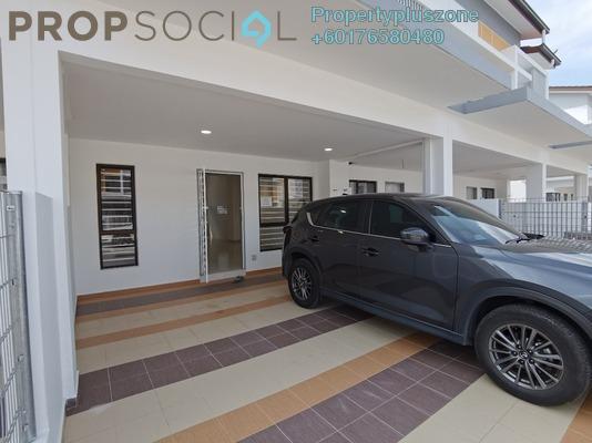 Terrace For Rent in Setia Permai 1, Setia Alam Freehold Semi Furnished 3R/3B 1.5k