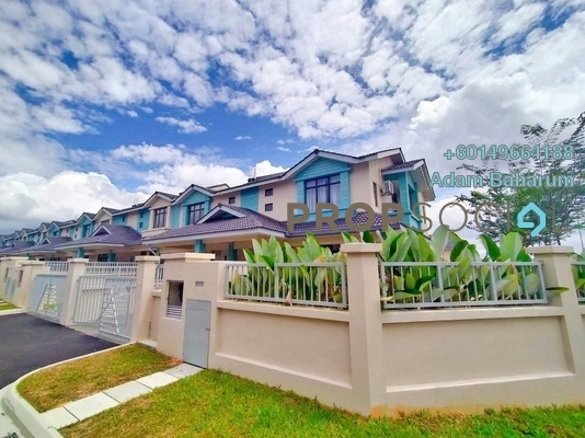 Terrace For Sale in Taman Senai Utama, Senai Freehold Unfurnished 3R/3B 350k