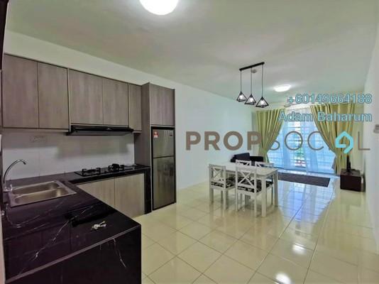 Condominium For Rent in Puncak Hijauan, Kajang Freehold Fully Furnished 3R/2B 1.3k
