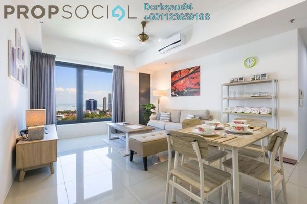 Condominium For Sale in Bukit Bintang City Centre, Pudu Freehold Unfurnished 3R/3B 570k