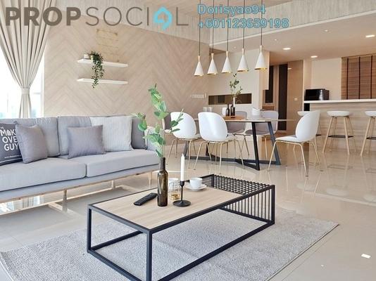 Condominium For Sale in Pandan Perdana, Pandan Indah Freehold Unfurnished 3R/3B 556k