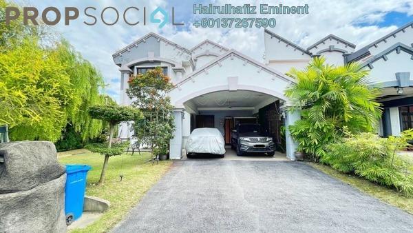 Semi-Detached For Sale in Kelab Golf Sultan Abdul Aziz Shah, Shah Alam Freehold Semi Furnished 4R/4B 1.75m