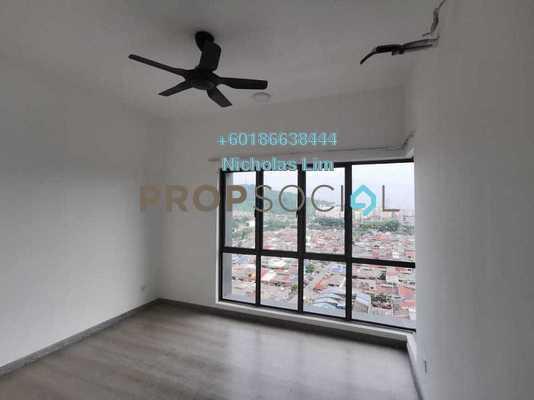 Condominium For Rent in The Holmes 2, Bandar Tun Razak Freehold Semi Furnished 3R/2B 1.3k