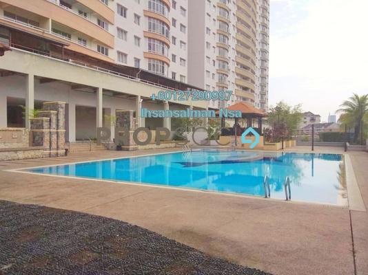Condominium For Sale in Putra Majestik, Sentul Freehold Semi Furnished 3R/2B 400k