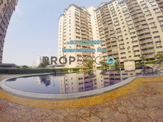 Condominium For Sale in Sentul Utama Condominium, Sentul Freehold Unfurnished 3R/2B 350k