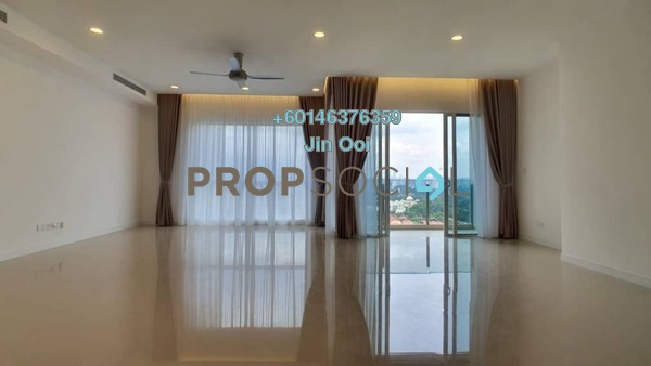 Condominium For Rent in Pavilion Hilltop, Mont Kiara Freehold Semi Furnished 3R/4B 9.5k