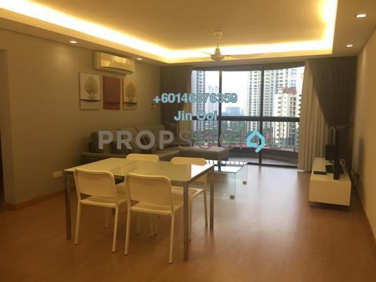 Condominium For Rent in Mont Kiara Palma, Mont Kiara Freehold Fully Furnished 3R/2B 4k