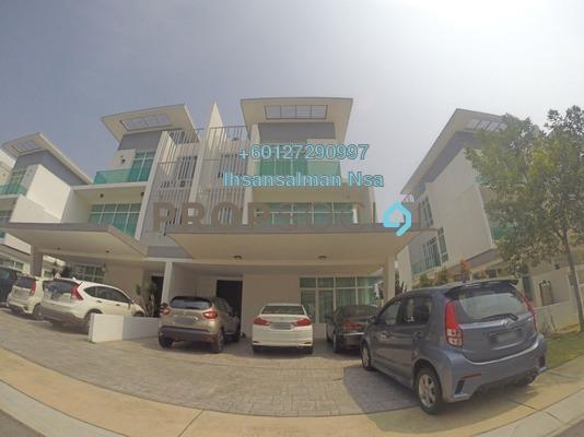 Semi-Detached For Sale in Clover @ Garden Residence, Cyberjaya Freehold Semi Furnished 5R/6B 1.9m