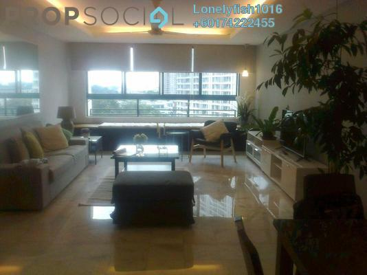 Condominium For Rent in Mont Kiara Pines, Mont Kiara Freehold Fully Furnished 0R/2B 4.5k