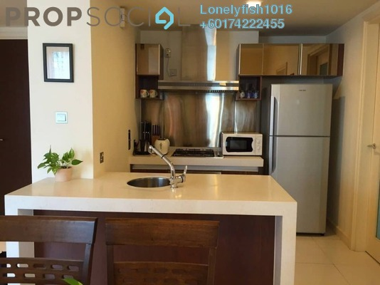 Condominium For Rent in Tiffani Kiara, Mont Kiara Freehold Fully Furnished 1R/2B 3.5k