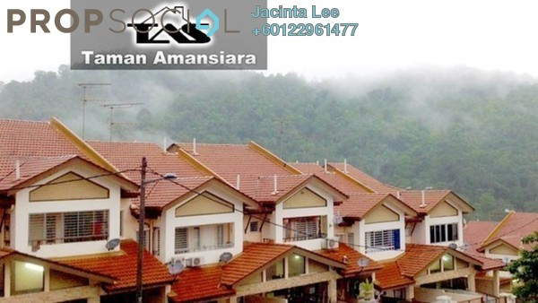 Townhouse For Sale in Amansiara, Selayang Leasehold Unfurnished 3R/2B 297k