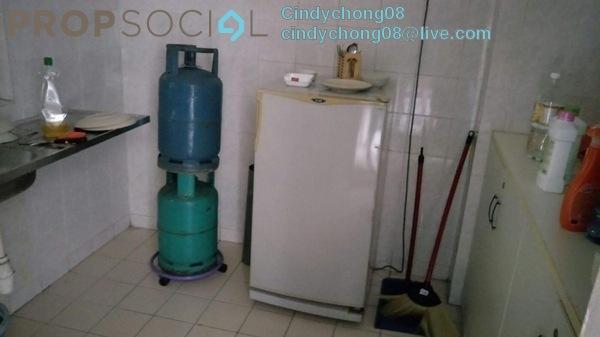 Condominium For Sale in Ridzuan Condominium, Bandar Sunway Leasehold Fully Furnished 1R/1B 220k