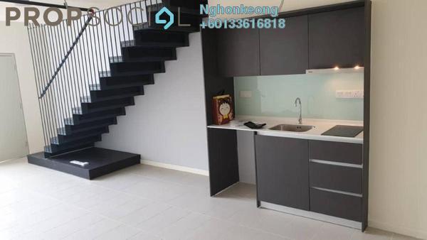 SoHo/Studio For Rent in Tamarind Suites, Cyberjaya Freehold Semi Furnished 1R/2B 1.1k
