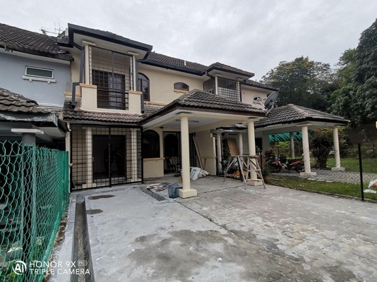Terrace For Sale in Suasana, Bandar Tun Hussein Onn Freehold Unfurnished 4R/3B 580k