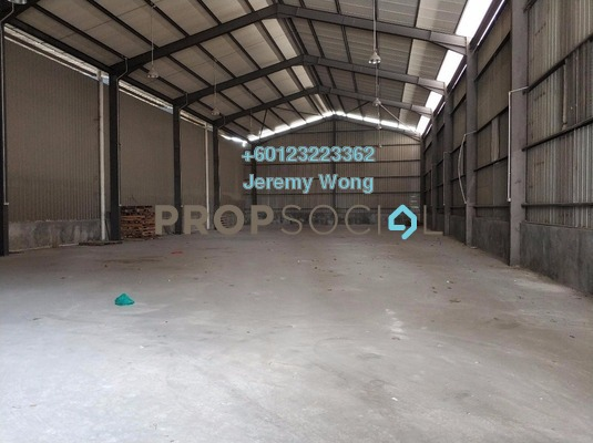 Factory For Rent in Chan Sow Lin, Kuala Lumpur Freehold Unfurnished 0R/0B 22.5k
